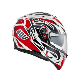 K-3 SV E2205 MULTI - ROOKIE WHITE/GUNMETAL/RED