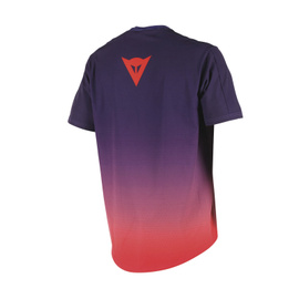DRIFTEC TEE MIDNIGHT-PURPLE/RED- Maillots