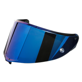 Visor RACE 3 IRIDIUM BLUE