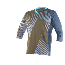 FLOW TECH JERSEY 3/4 KALEIDOSCOPE/ASPHALT