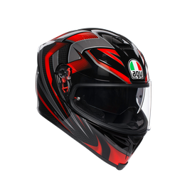 K-5 S E2205 MULTI - HURRICANE 2.0 BLACK/RED