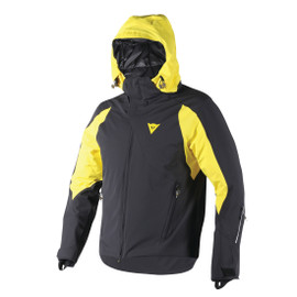 ROCA JACK D-DRY® JACKET BLACK/VIBRANT-YELLOW/BLACK