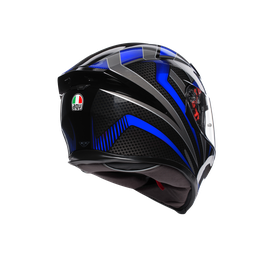 K-5 S E2205 MULTI - HURRICANE 2.0 BLACK/BLUE - Integrali