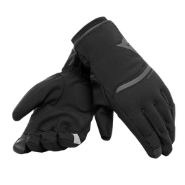 PLAZA 2 D-DRY GLOVES BLACK/BLACK- D-Dry®