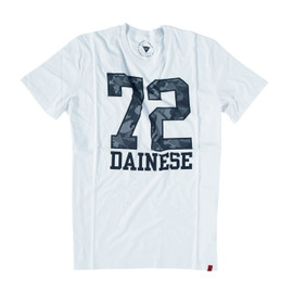 T-SHIRT SEVENTY-TWO WHITE/GRAY