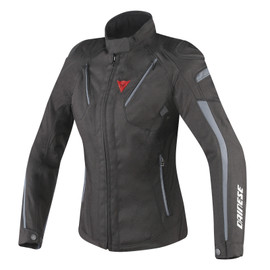 STREAM LINE LADY D-DRY JACKET BLACK/EBONY/EBONY