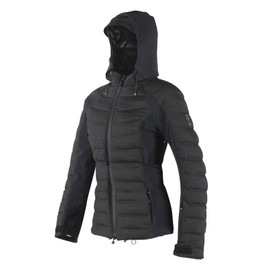 VENTINA JACKET LADY ANTHRACITE-MELANGE/BLACK