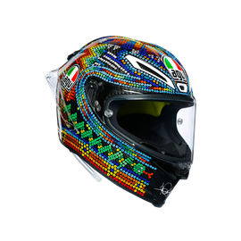 PISTA GP R LIMITED EDITION ECE DOT - ROSSI WINTER TEST 2018
