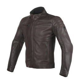 BRYAN LEATHER JACKET