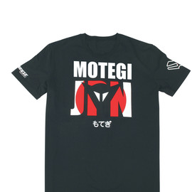 MOTEGI D1 T-SHIRT BLACK