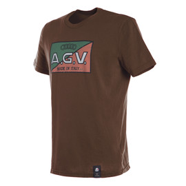 AGV 1947 T-SHIRT BROWN