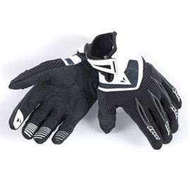 PADDOCK LADY GLOVES BLACK/WHITE