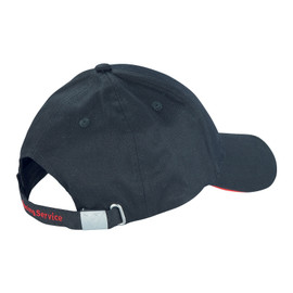 RACING SERVICE CAP NERO
