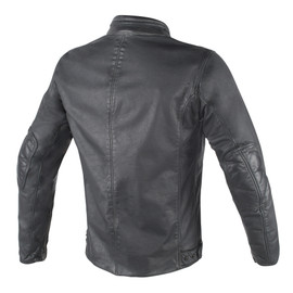 ARCHIVIO D1 LEATHER JACKET NEUTRO