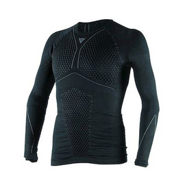 D-CORE THERMO TEE LS BLACK/ANTHRACITE