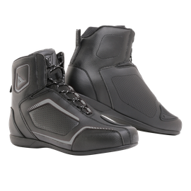 RAPTORS AIR SHOES BLACK/BLACK/ANTHRACITE- Textil