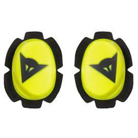 PISTA KNEE SLIDER FLUO-YELLOW/BLACK
