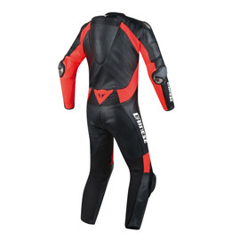 D-AIR® RACING MISANO BLACK/BLACK/FLUO-RED