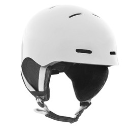 B-ROCKS HELMET WHITE/BLACK