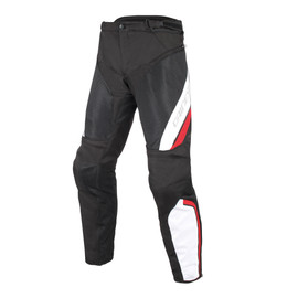 DRAKE AIR D-DRY ® PANTS BLACK/WHITE/RED