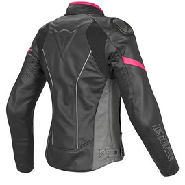 RACING D1 PERFORATED LADY LEATHER