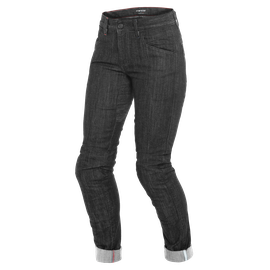 ALBA SLIM LADY JEANS  BLACK-RINSED