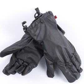 D-CRUST OVERGLOVES BLACK