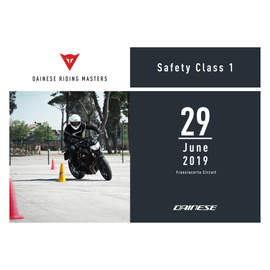 Safety class 1 Franciacorta