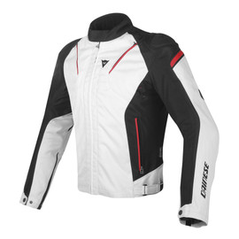 STREAM LINE D-DRY® JACKET GLACIER-GRAY/BLACK/RED