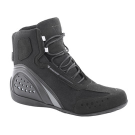 MOTORSHOE LADY D-WP® SHOES JB  BLACK/BLACK/ANTHRACITE