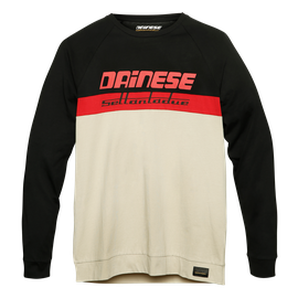 DUNES LS T-SHIRT TAP-SHOE/POMPEIAN-RED/FEATHER-GRAY