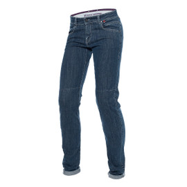KATEVILLE SLIM/REGULAR MEDIUM-DENIM- Pants