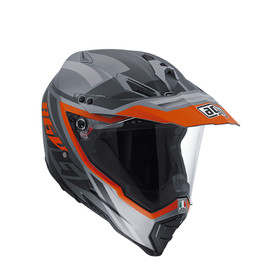 AX-8 DUAL EVO E2205 MULTI - KARAKUM CAMO/ORANGE