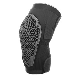 PRO ARMOR KNEE GUARD BLACK/WHITE