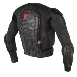 ARMOFORM MANIS SAFETY JACKET BLACK