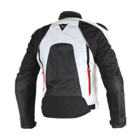 HAWKER D-DRY® JACKET BLACK/WHITE/RED