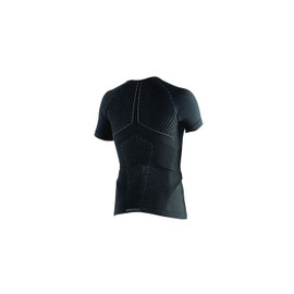 D-CORE THERMO TEE SS BLACK/ANTHRACITE