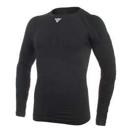 TRAILKNIT BACK PROTECTOR SHIRT WINTER BLACK