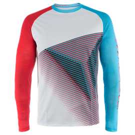 HG JERSEY 3 LIMO/HAWAI-OCEAN/HIGH-RISK-RED- Jerseys