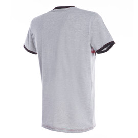 GLOVE T-SHIRT GREY-MELANGE