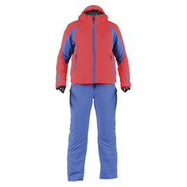 ROSSINYOI D-DRY® KID FIRE-RED/NAUTICAL-BLUE