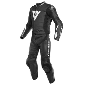 AVRO D-AIR 2PCS SUIT BLACK/BLACK/WHITE
