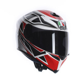 K-5 AGV E2205 MULTI PLK - DIAPASON 2 RED