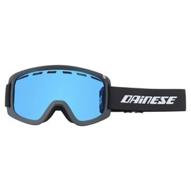 FREQUENCY GOGGLES BLACK/BLUE-STEEL