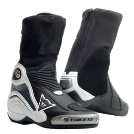 AXIAL D1 BOOTS BLACK/WHITE- Bottes