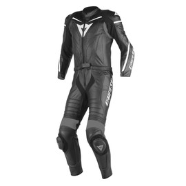 LAGUNA SECA D1 2PCS SUIT BLACK/BLACK/ANTHRACITE