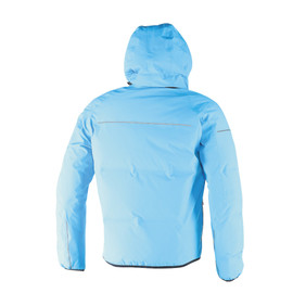 PLAZA D-DRY® JACKET ELECTRIC-BLUE/WARM-RED