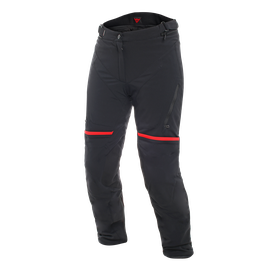 CARVE MASTER 2 LADY GORE-TEX PANTS BLACK/RED