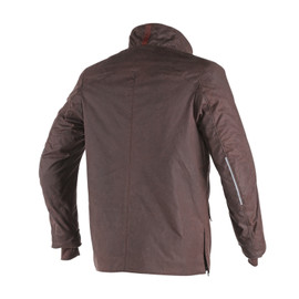 CHAPLIN JACKET TEX DARK BROWN