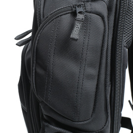 D-GAMBIT BACKPACK STEALTH-BLACK- Sacs